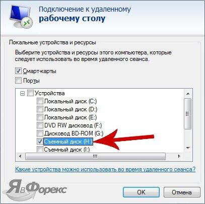 выбор устройства на vps для форекс