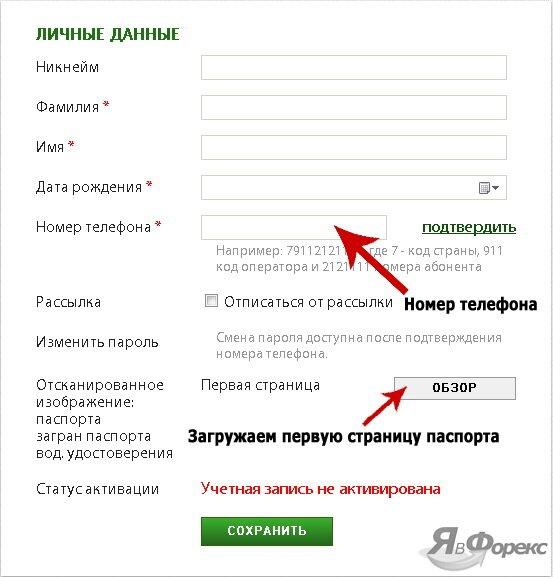 регистрация в traders company