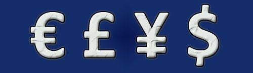 популярные волатильные валютные пары
