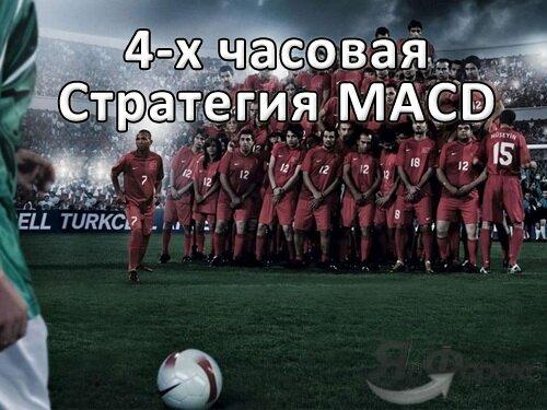 стратегия macd