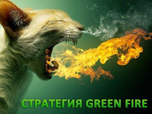 торговая стратегия green fire