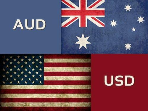 валютная пара audusd