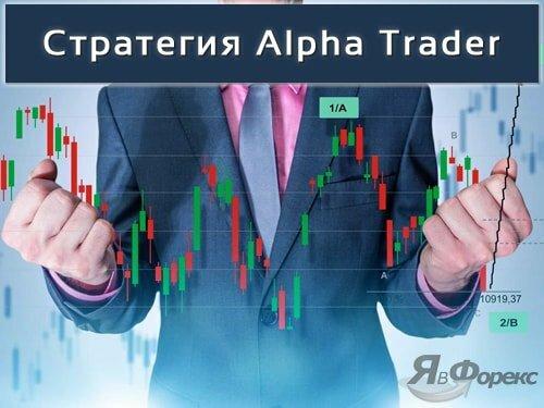 Стратегия Alpha Trader